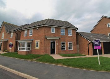 Thumbnail 3 bedroom detached house for sale in Cotton Square, Lancaster