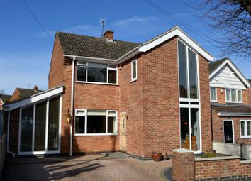 Thumbnail 4 bed detached house for sale in Avenue Road, Duffield, Belper