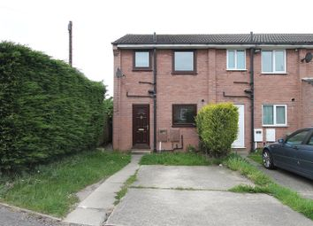 Thumbnail 3 bed terraced house for sale in Anderson Close, New Whittington, Chesterfield
