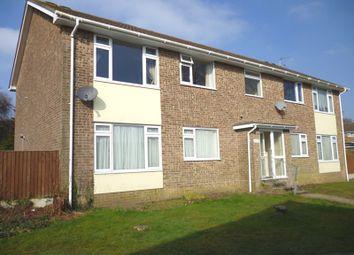 Thumbnail 2 bedroom flat to rent in South Road, Corfe Mullen, Wimborne