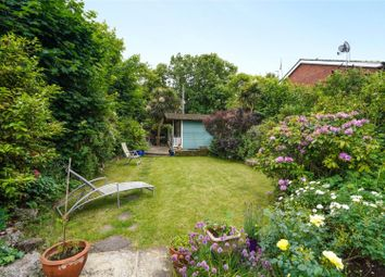 Thumbnail 4 bed maisonette for sale in Curzon Road, Weybridge, Surrey