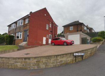 Thumbnail 3 bedroom semi-detached house for sale in New Hey Road, Oakes, Huddersfield