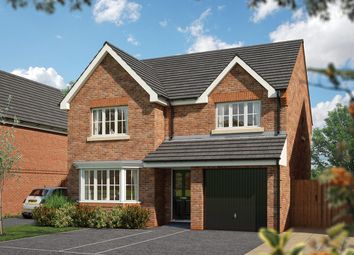 """4 bed detached house for sale in """"The Durham """" at Burton Road, Streethay, Lichfield WS13"""