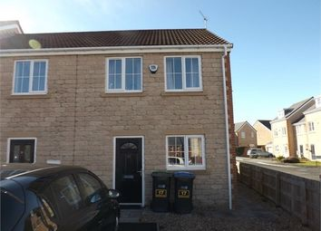 Thumbnail 2 bedroom terraced house to rent in Oxford Place, Consett, Durham