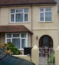 Thumbnail 3 bed terraced house to rent in Ravenhill Road, Bristol