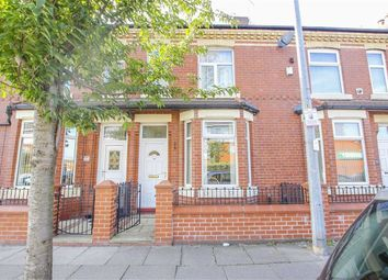 Thumbnail 2 bedroom terraced house for sale in Seaford Road, Salford