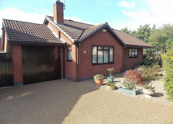 Thumbnail 2 bed detached bungalow for sale in Chetwynd Road, Toton, Beeston, Nottingham