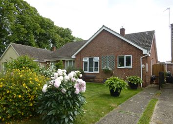 Thumbnail 2 bed semi-detached bungalow for sale in De Bures Walk, Acton, Sudbury