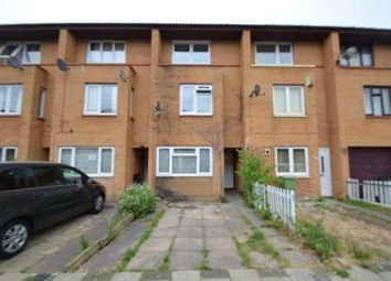 Thumbnail 5 bedroom town house for sale in Shackleton Place, Oldbrook, Milton Keynes