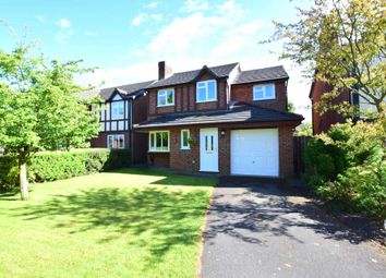 Thumbnail 4 bedroom detached house for sale in Clover Drive, Freckleton, Preston