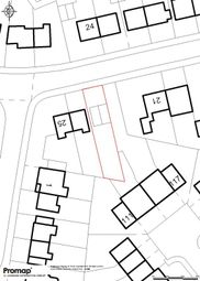 Thumbnail Land for sale in Kimberley Drive, Uttoxeter