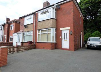 Thumbnail 2 bed semi-detached house for sale in Nares Road, Blackburn, Lancashire