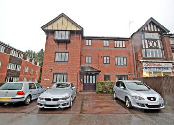 Thumbnail 2 bed flat to rent in Black Swan Close, Woodthorpe, Nottingham