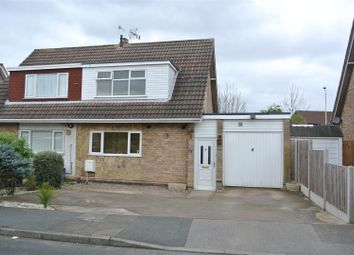 Thumbnail 3 bedroom property for sale in Linford Close, Wigston