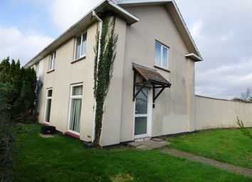 Thumbnail 3 bed end terrace house for sale in Gibson Road, Paignton