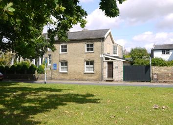 Thumbnail 3 bed cottage for sale in The Croft, Sudbury
