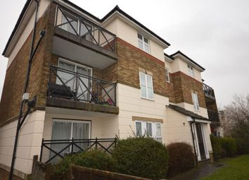 Thumbnail 2 bed flat for sale in Voyagers Close, North Thamesmead, London