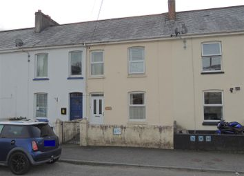 Thumbnail 2 bed terraced house for sale in Clarence Road, St. Austell