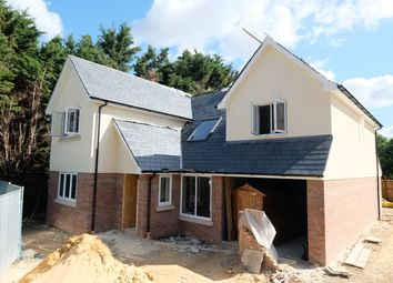 Thumbnail 4 bed detached house for sale in The Bringey, Great Baddow, Chelmsford