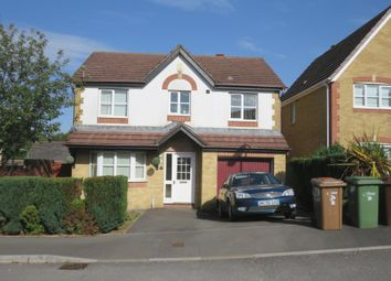 Thumbnail 4 bed detached house for sale in Cae Collen, Blackwood