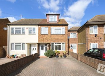 Thumbnail 4 bed semi-detached house for sale in Warwick Road, Rainham