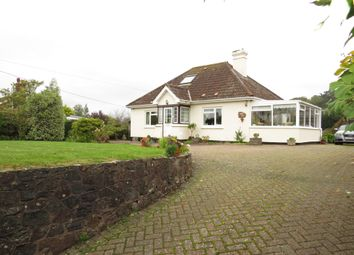 Thumbnail 3 bed detached bungalow for sale in Sparkhayes Lane, Porlock, Minehead