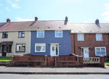 Thumbnail 3 bed terraced house for sale in Deerfin Park, Newtownabbey