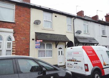 Thumbnail 2 bed terraced house for sale in King Street, Lye, Stourbridge, West Midlands