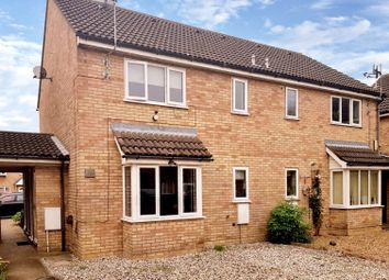 Thumbnail 1 bed property for sale in Derwent Close, St. Ives, Cambridgeshire