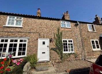 Thumbnail 1 bed terraced house to rent in Barton Le Willows, York