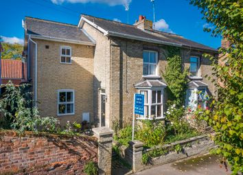 Thumbnail 3 bed semi-detached house for sale in Lavenham, Sudbury, Suffolk