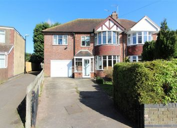 Thumbnail 4 bed semi-detached house for sale in Green Lane, Finham, Coventry