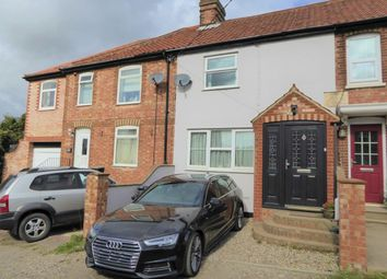 Thumbnail 3 bed terraced house for sale in St. Andrews Road, Knodishall, Saxmundham