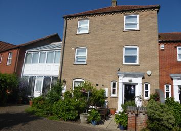 Thumbnail 3 bed terraced house for sale in 11 Old College Close, Beccles, Suffolk