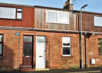 Thumbnail 2 bed terraced house for sale in 23 Johnstone Street, Annan, Dumfries & Galloway