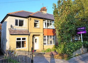 Thumbnail 5 bed semi-detached house for sale in Lindisfarne Road, Shipley