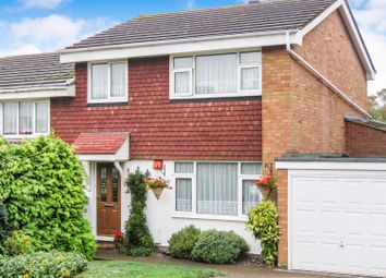 Thumbnail 3 bed semi-detached house for sale in Aintree Road, Royston