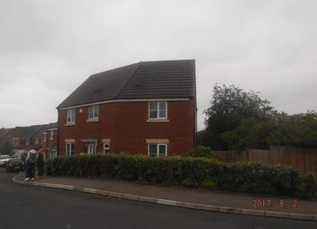 Thumbnail 4 bed detached house to rent in Booths Lane, Birmingham