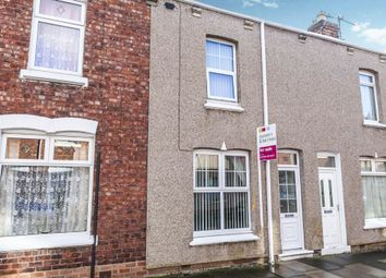 Thumbnail 3 bed terraced house for sale in Keswick Street, Hartlepool