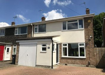 Thumbnail 3 bedroom semi-detached house for sale in Swanswell Road, Solihull