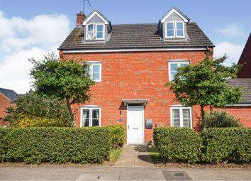 4 bed detached house for sale in St. Crispin Drive, Northampton NN5