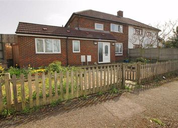 Thumbnail 4 bed semi-detached house for sale in Barkston Path, Borehamwood, Herts
