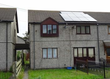 Thumbnail 2 bed semi-detached house for sale in 16, Beach Road, Fairbourne, Gwynedd