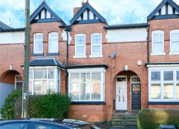 Thumbnail 3 bed terraced house for sale in Park Road, Bearwood, West Midlands