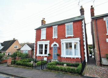Thumbnail 4 bed detached house for sale in Parkfield Street, Rowhedge, Colchester, Essex