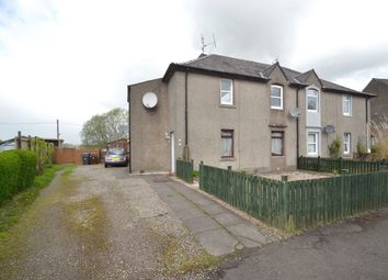 Thumbnail 2 bed flat for sale in Cornton Crescent, Bridge Of Allan, Stirling