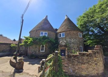 Thumbnail 4 bed property to rent in Polle Hill Oast Scragged Oak Road, Maidstone
