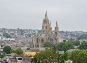 Thumbnail 1 bed flat for sale in Agar Road, Truro