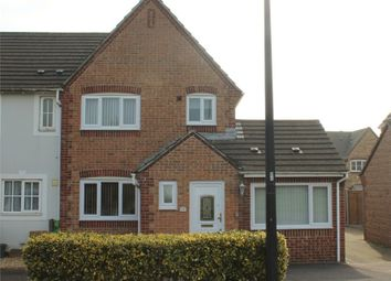 Thumbnail 3 bed end terrace house for sale in Maltlands, Weston-Super-Mare, North Somerset