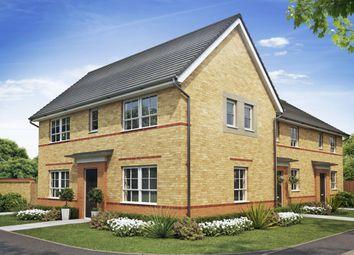 "Thumbnail 3 bedroom end terrace house for sale in ""Ennerdale"" at Lightfoot Lane, Fulwood, Preston"